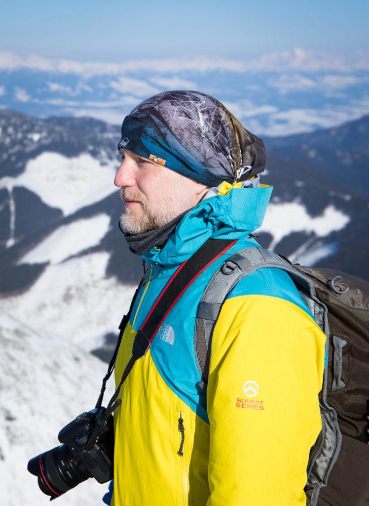 Lukáš Budínský, sportphotographer